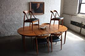 mid century modern dining tables for sale
