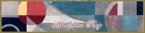 art deco rugs banner