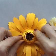Daisy Paper Flower