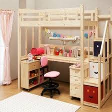 China Bunk Bed with Study Table-bcd1600