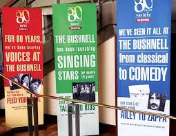 Artistic Displays Banner Stands Delectable Artistic Displays Banner Stands Banner Stands XL Color Inc Printing