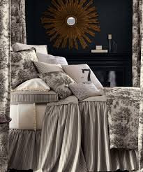 black toile bedding. Simple Bedding Legacy Queen Toile Bedding With Black N