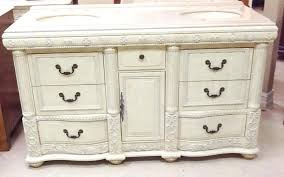 bathroom vanities vintage style. Antique Double Sink Bathroom Vanity Vintage Style 72 Inch Westport In Distressed White Finish Shown With Light Vanities