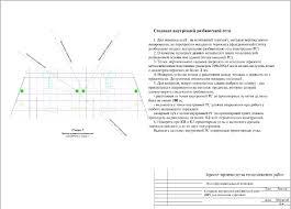 Геоктбазис ППГР В проекте производства геодезических работ отражаются сведения необходимые для производства контрольных измерений в процессе возведения сооружения