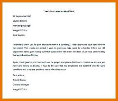 Thank You For The Hard Work Letter 9 10 Ceo Letter To Employees Thank You Juliasrestaurantnj Com