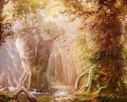 nc soft aion landscape wallpaper ...