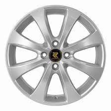 Колесные диски <b>RepliKey RK</b> L12F Hyundai Solaris 6,0R16 4*100 ...