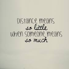 Long Distance Quotes Mesmerizing Distance Quots