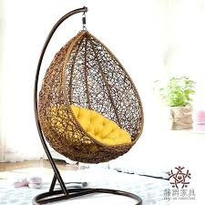 bamboo swing chair cane hanging in chennai indoor bamboo hanging chair