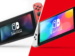 Nintendo Switch vs OLED Model: Price ...