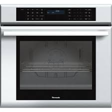 thermador masterpiece series 29 7 built in single electric convection wall oven stainless
