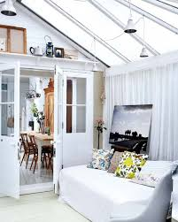 Sunrooms With Sofa Furniture