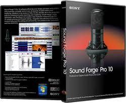 Resultado de imagem para soundforge 10