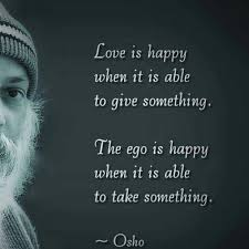 Osho Quotes Adorable Osho Quotes On Love On QuotesTopics