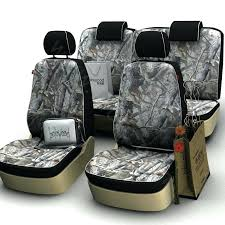 whole sportsman customized auto car seat realtree seats covers sets for jeep liberty grey