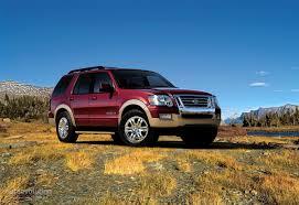 2006 ford explorer tires size ford explorer specs 2005 2006 2007 2008 2009 autoevolution