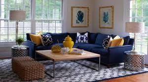 blue sofa living room. Navy Blue Living Room Decor Modern Decorating Ideas Sofa With 18 .