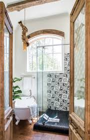 This bohemian bathroom is the perfect, cozy retreat - Atlanta Magazine
