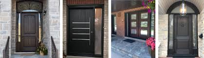 fiberglass doors superior than wood or steel secure energy efficient