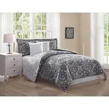 bianca reversible 5 piece queen comforter set
