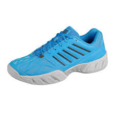K Swiss Big Shot Light 3 Carpet Shoe Men Blue Dark Grey