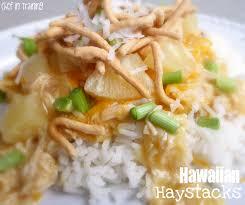hawaiian haystacks 1 5 lbs en 2 3 cans cream of en soup