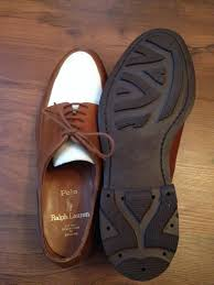 Who made this Polo Ralph Lauren shoes?   Styleforum