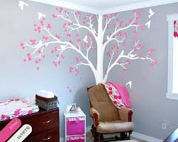 tree wall decal nursery tree wall decal nursery zoom stickers