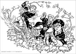 Harry Potter Coloring Pages Bestofcoloringcom