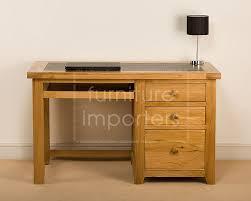 oak desks for home office. Lomo Oak Office Desk Desks For Home Furniture Importers