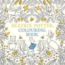 The Beatrix Potter Colouring Book Amazon Co Uk Beatrix Potter