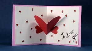 homemade valentine s day cards for kids.  For Happy Valentineu0027s Day Card  DIY Valentine Making Tutorial YouTube And Homemade S Cards For Kids