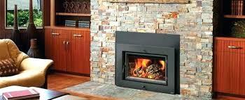 replacement fireplace insert tempered glass fireplace screen wood fireplace doors