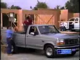 1994 Ford F-150 Pick-Up Trucks Commercial - YouTube