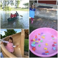 outdoor activities for preschoolers. 31 Days Of Outdoor Activities For Toddlers Preschoolers