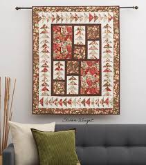 Quilting Projects & Ideas | JOANN & Sew A Birds View Quilted Wall Hanging Adamdwight.com