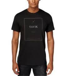 Details About Tavik Mens Box Logo Graphic T Shirt
