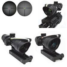 FIRECLUB <b>ACOG 1X32 Red Dot Sight Optical</b> Rifle <b>Scopes ACOG</b> ...