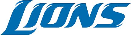 Detroit lions new Logos