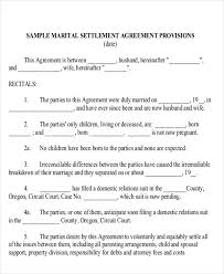 Master Settlement Agreement Custom 48 Settlement Agreement Samples Sample Templates