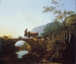 file pynacker adam bridge in an italian landscape google art project