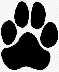 red bulldog paw clipart.  Paw Bulldog Clipart Foot Puppy French Paw Pug For Red Paw Clipart A