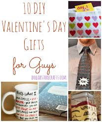 valentines day s 10 diy valentineu0027s day gifts for guys ideas