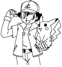 Kleurplaten En Zo Kleurplaten Van Pokemon