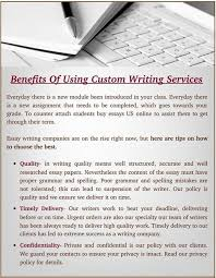 benefits of using custom essay writing service custom essay benefits of using custom essay writing service custom essay writing writing services and term paper