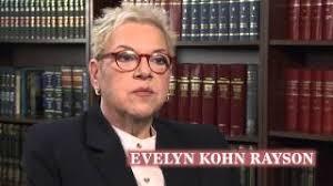 Evelyn Rayson- Toronto Lawyer - YouTube