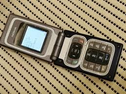 Nokia 7200 - Black (AT&T) Cellular ...