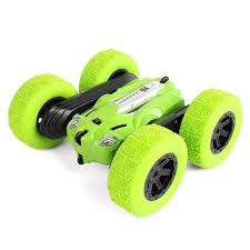rc remote control car <b>2.4G</b> LED light Rolling stunt car <b>dump</b> truck <b>off</b> ...