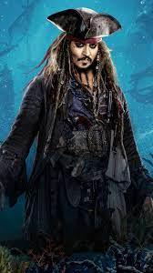 Captain Jack Sparrow Dead Man Tells No ...