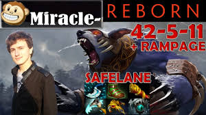 miracle monkey business ursa safelane reborn 42 kill